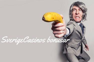 sverigecasinos bonusar